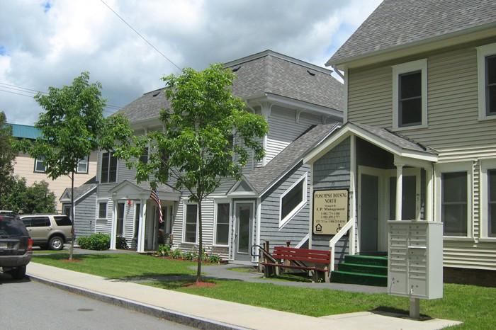Passumpsic North Housing