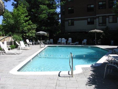 Montvale pool
