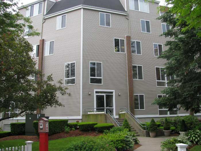 Tuck Point 106 Unit Condominium
